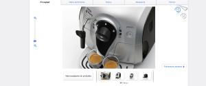 Ciśnieniowy ekspres do kawy Saeco Xsmall marki Phillips