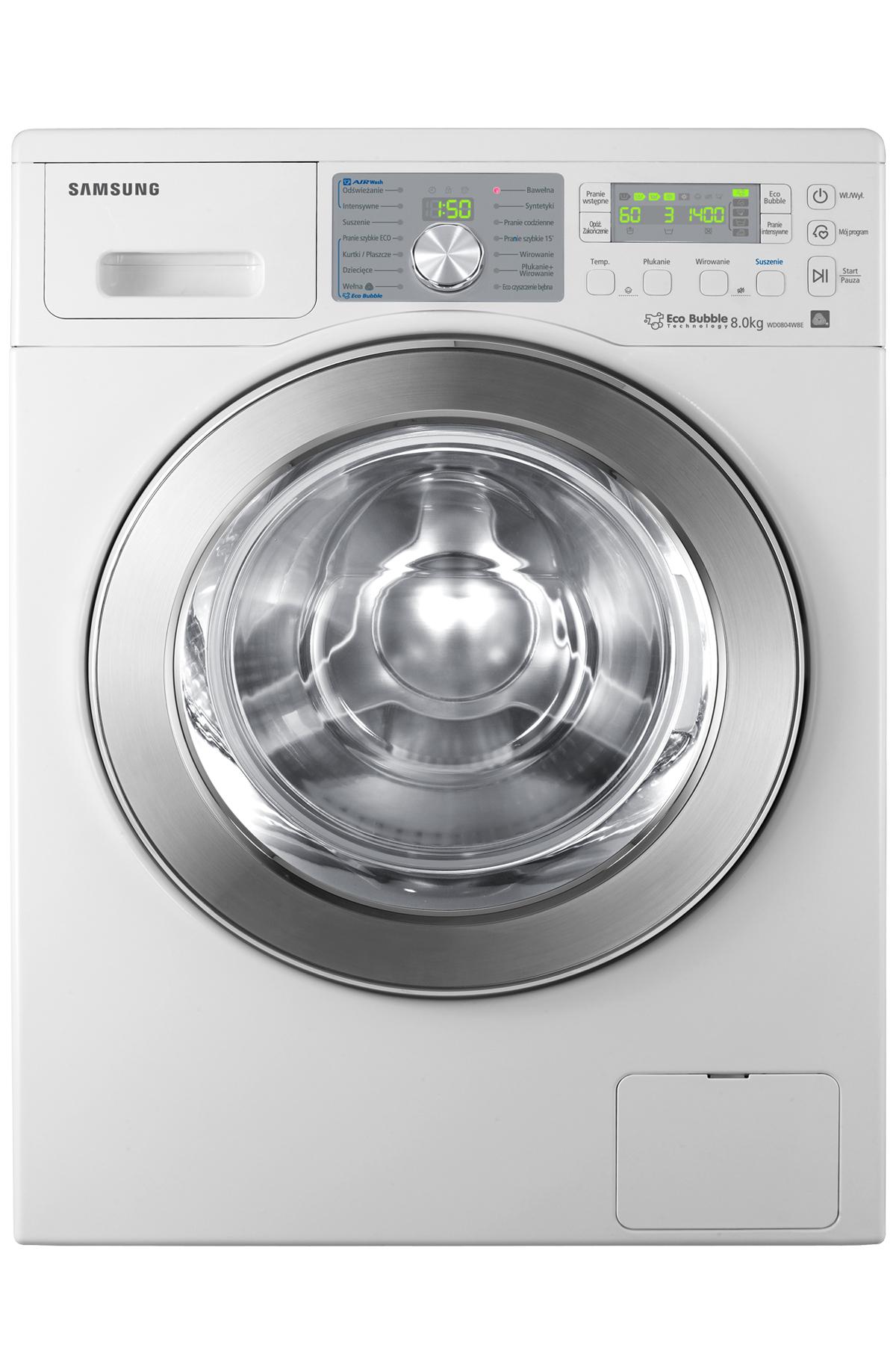 Pralko-suszarka Samsung Eco Bubble