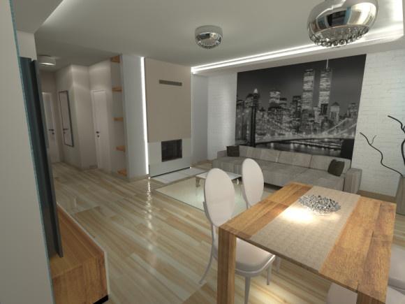 nowe mieszkania w stylu nowoczesnym