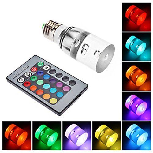 żarówka RGB