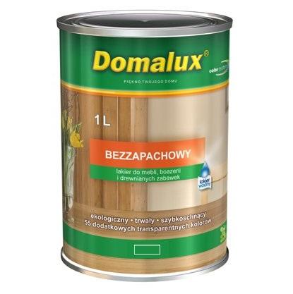 Lakier akrylowy Domalux bezbarwny 1l