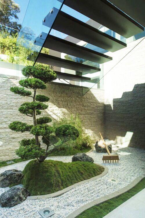 azjatycki ogród