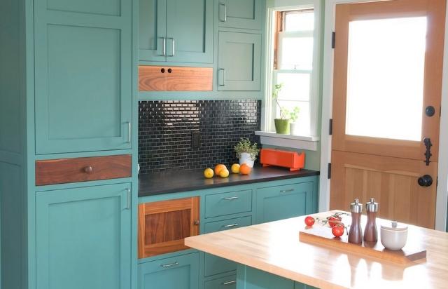 Renowacja frontów szafek kuchennych