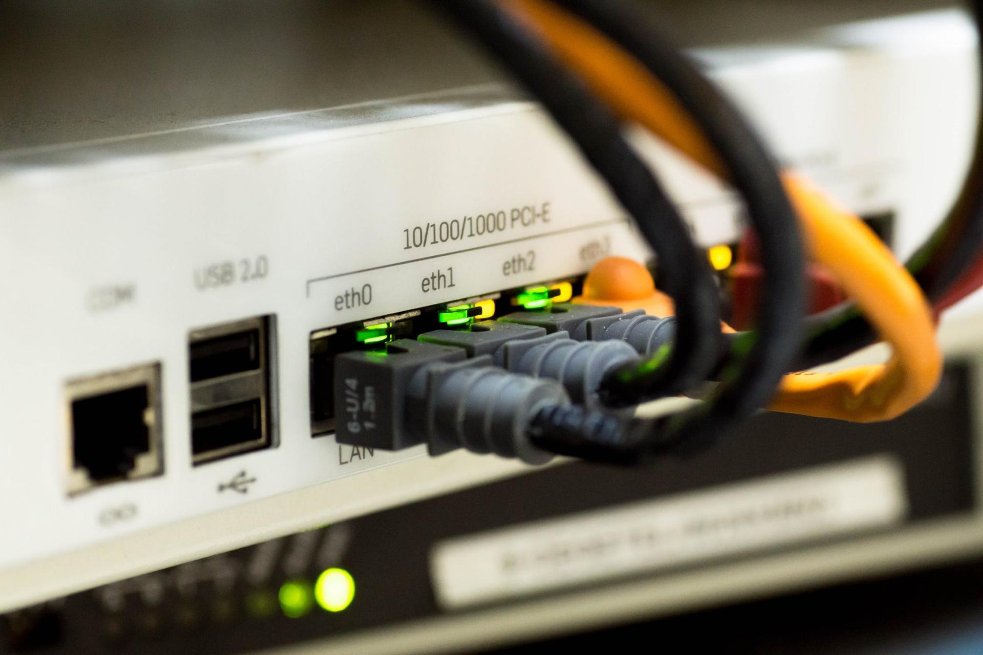 kabel internetowy